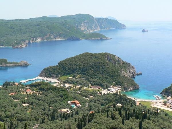 Corfu Greece (2) by Gary Acaley