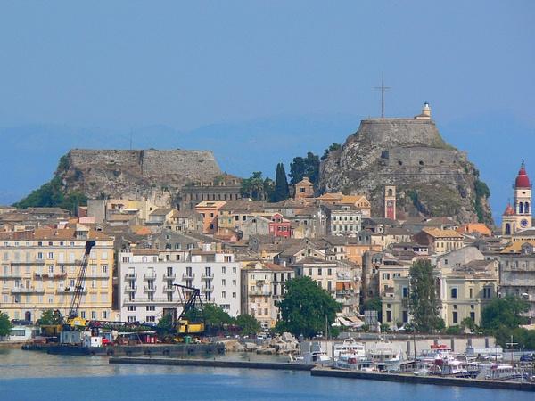 Corfu Greece (3) by Gary Acaley