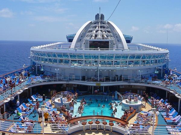 Cruise Carribean (2) by Gary Acaley