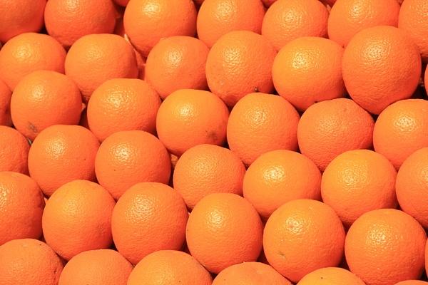 Ephesus oranges by Gary Acaley