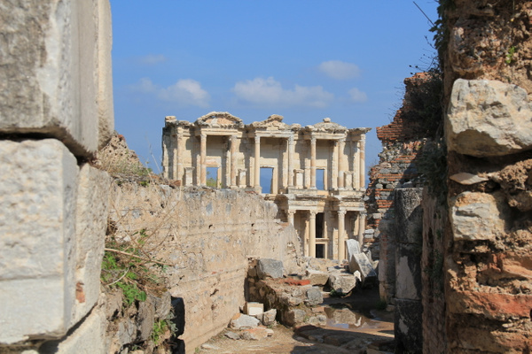 Ephesus Turkey (2) by Gary Acaley