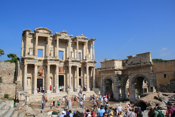 Ephesus Turkey (3) by Gary Acaley