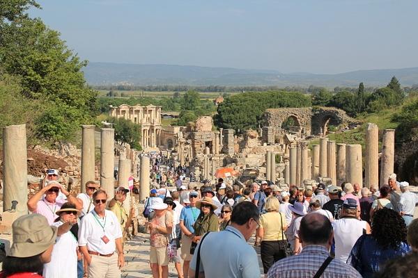 Ephesus Turkey (4) by Gary Acaley