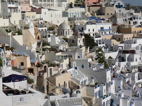 Santorini Greece (13) by Gary Acaley
