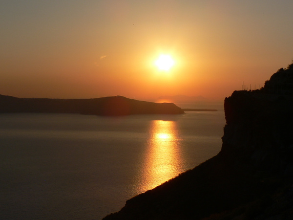 Santorini Greece (15) by Gary Acaley