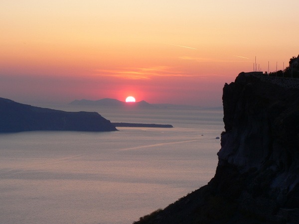 Santorini Greece (20) by Gary Acaley