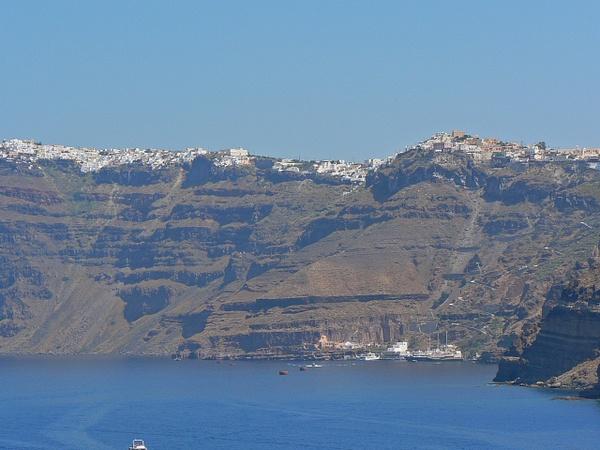 Santorini Greece by Gary Acaley