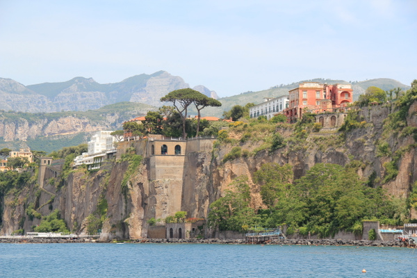 Sorrento Italy by Gary Acaley