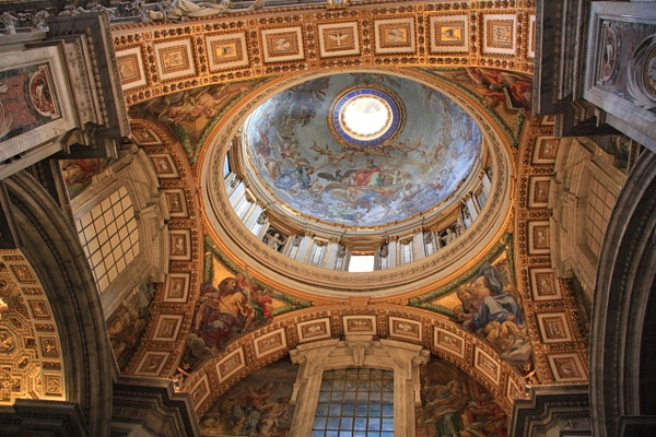 Vatican City (2) by Gary Acaley