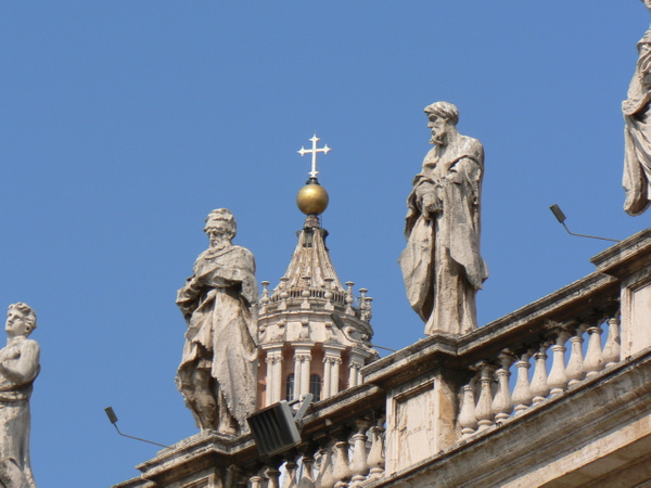 Vatican City Italy (3) by Gary Acaley
