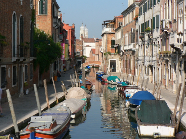 Venice Italy (4) by Gary Acaley
