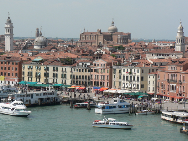 Venice Italy (8) by Gary Acaley