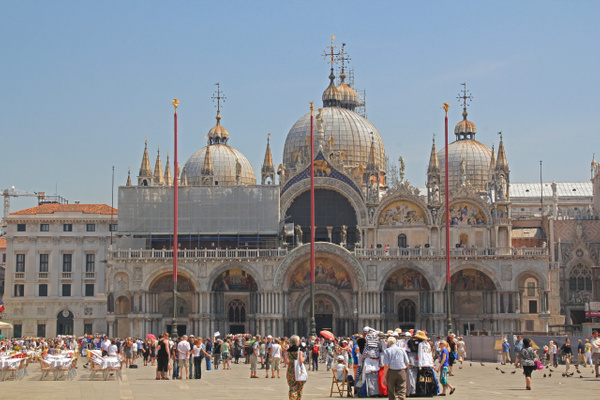 Venice Italy (9) by Gary Acaley