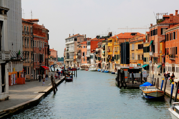 Venice Italy (13) by Gary Acaley
