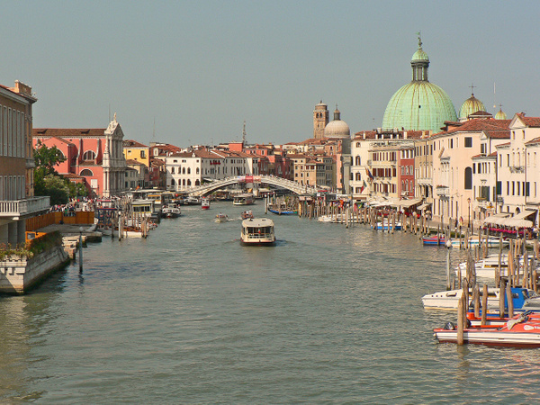 Venice Italy by Gary Acaley