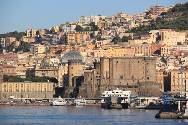 Naples Italy (3) by Gary Acaley