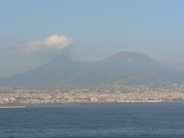 Naples Italy (2) by Gary Acaley