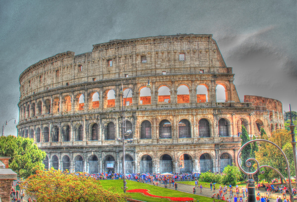 Rome (2) by Gary Acaley