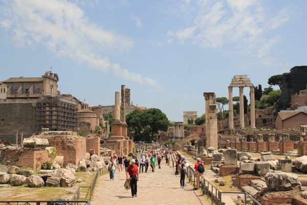 Rome (5) by Gary Acaley