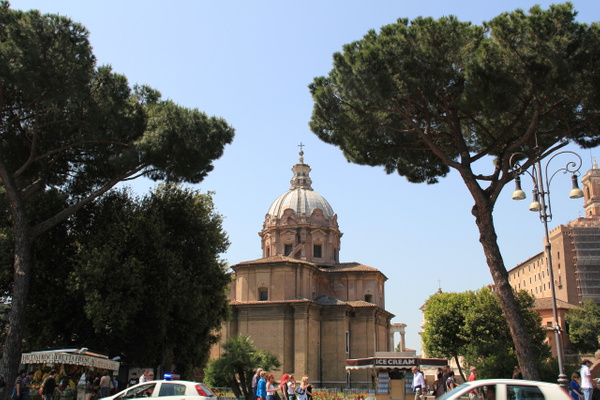 Rome by Gary Acaley