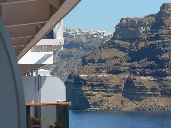 Santorini Greece (2) by Gary Acaley