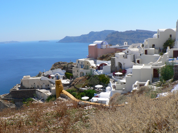 Santorini Greece (6) by Gary Acaley