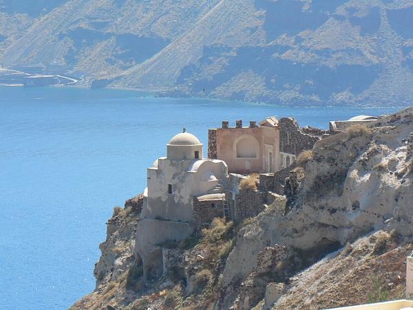 Santorini Greece (8) by Gary Acaley