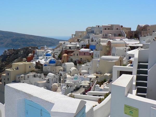 Santorini Greece (9) by Gary Acaley