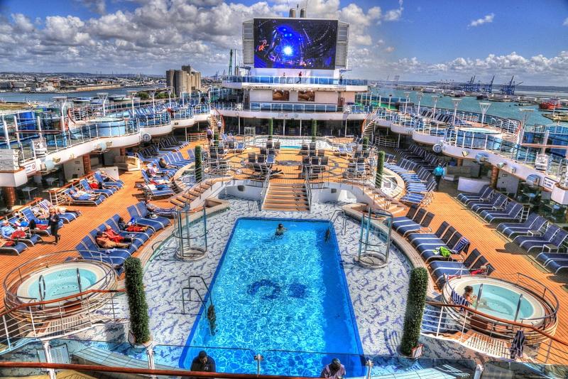 Cruise  British Isle