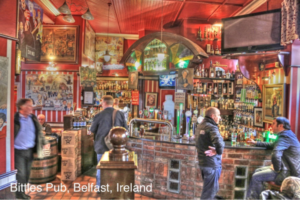 Belfast   Ireland by Gary Acaley