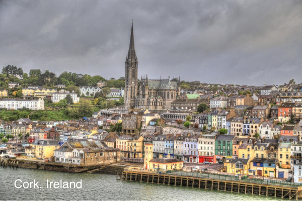 Cork   Ireland by Gary Acaley