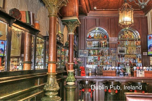 Dublin   Ireland by Gary Acaley