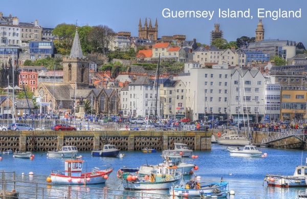 Guernsey   England by Gary Acaley
