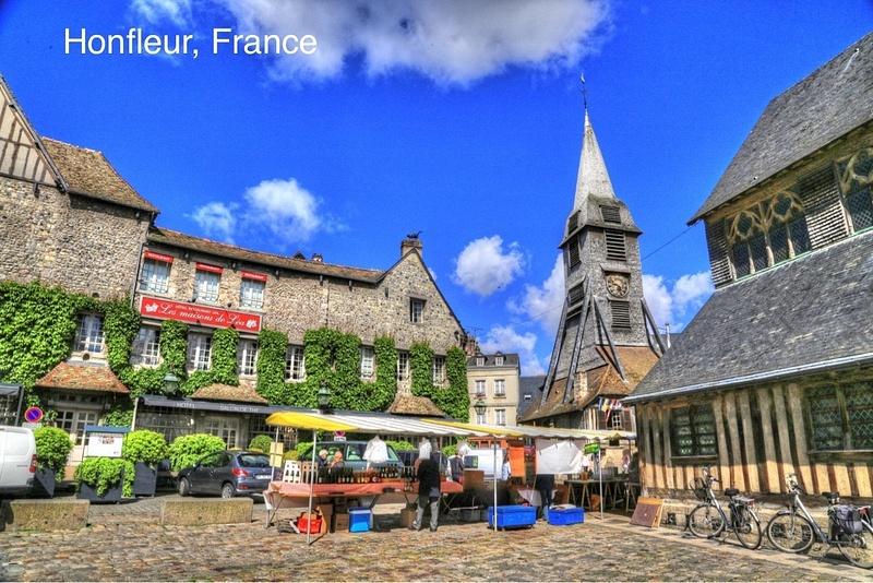 Honfleur   France