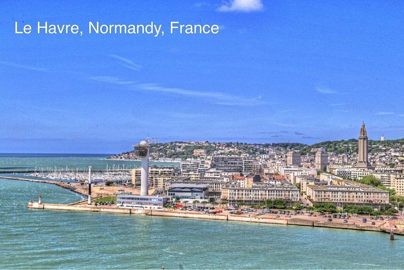 Le Harve Normandy France