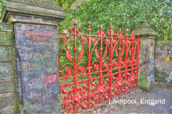 Liverpool  England by Gary Acaley