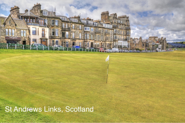St Andrews   England by Gary Acaley