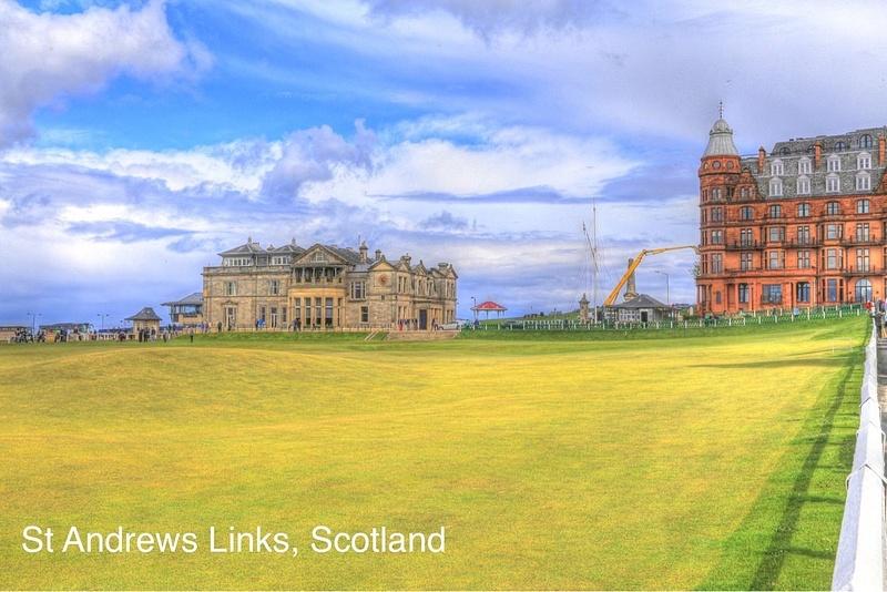 St Andrews   England