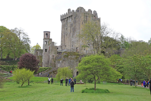 Blarney Castle   Ireland by Gary Acaley