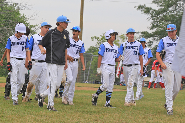 Prospects 15U by Gary Acaley