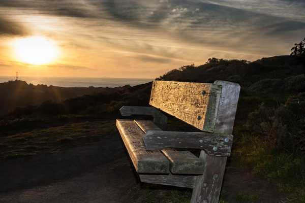 The Bench Project by Pixnpix