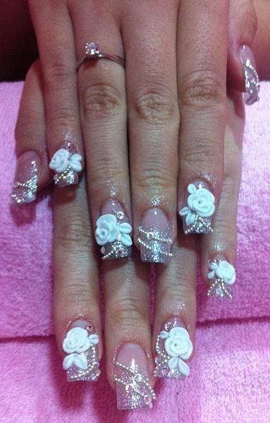 Gel-Bridal by CandiliciousNails