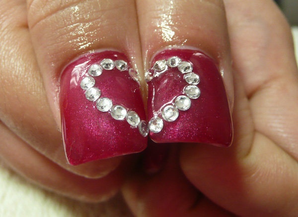 Michelle-Gel extension3 by CandiliciousNails