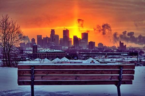 Vitaly Gelfand - Minneapolis Winter 2