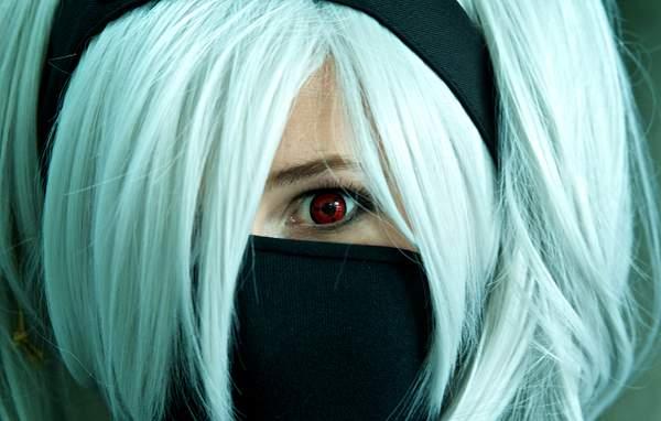 Red Eye-White Hair lg copy