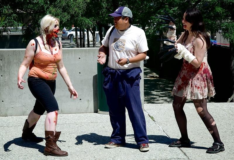 Zombie Attack 359