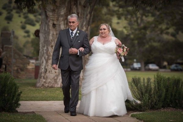 3x plus size wedding gown from Darius Bridal by Darius...