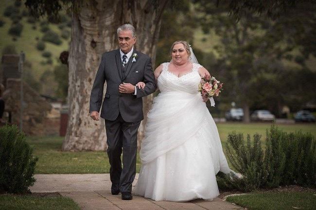 3x plus size wedding gown from Darius Bridal