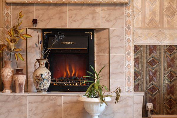 Electric Fireplace by MoAllibhai555