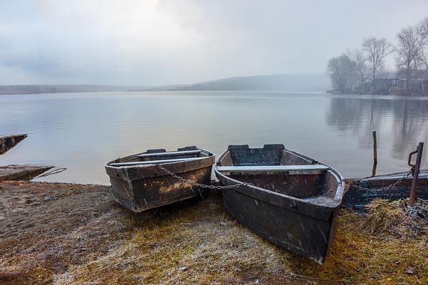 Salda. Pond. 11.2013 by Alexander Levin